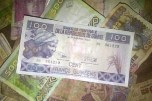 100 GNF, Alpha Oumar Baldé CC doudoufine.mondoblog.org