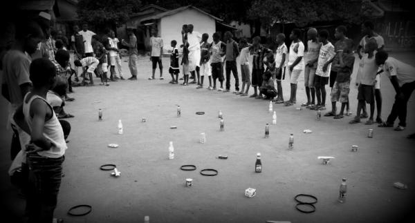 Le cercle, Alpha Oumar Baldé CC doudoufine.mondoblog.org