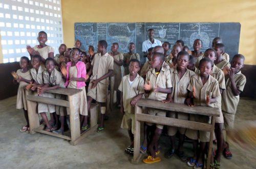 Article : Guinée : la rentrée scolaire 2016 dans la morosité
