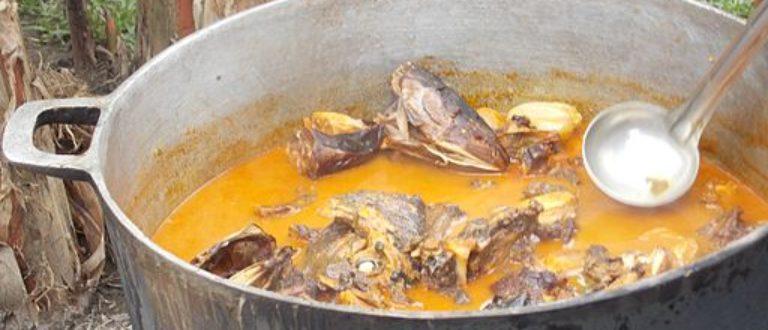 Article : Quand un homme prend la marmite en afrique