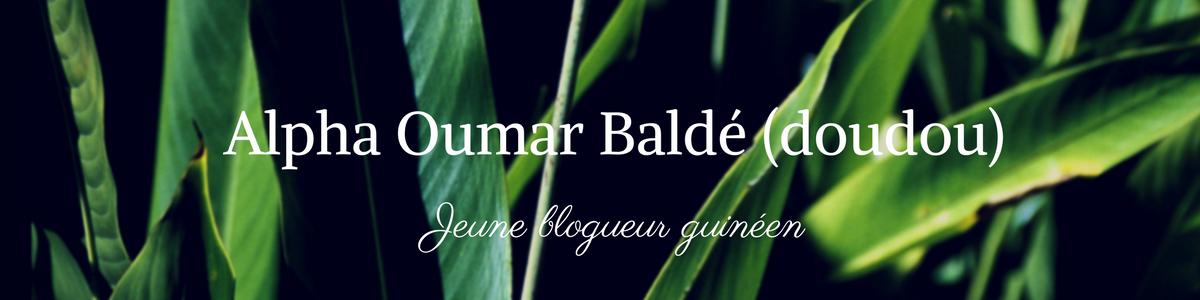 Alpha Oumar Baldé (doudou)