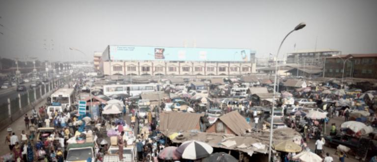 Article : Sur le pont de Madina (troisième partie)