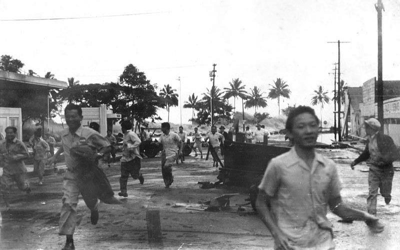 catastrophe naturelle - tsunami
